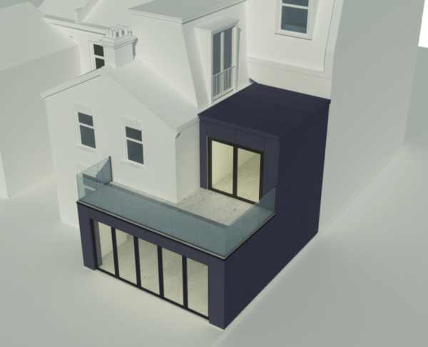 design and build house exetnsion company london