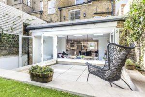 rear kitchen extension london